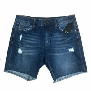 Joe's Jeans size 23 distressed shorts